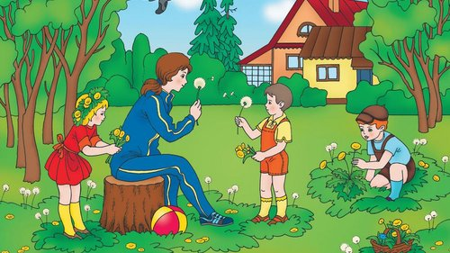 Консультация для родителей на тему: «Развитие связной речи детей в семье»